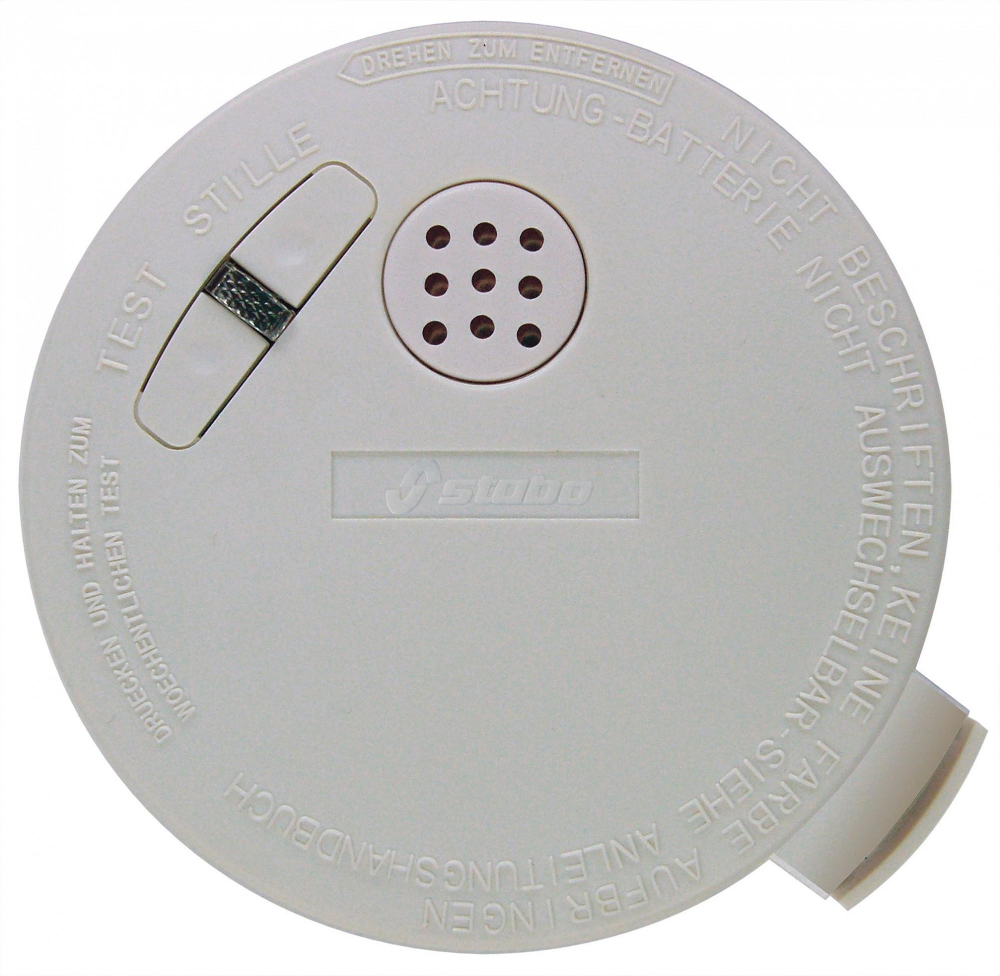 rauchmelder longlife 51110 stabo rauchmelder gas wassermelder. Black Bedroom Furniture Sets. Home Design Ideas